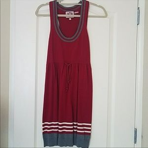 3 for $25 SALE Juicy couture red racer back dress